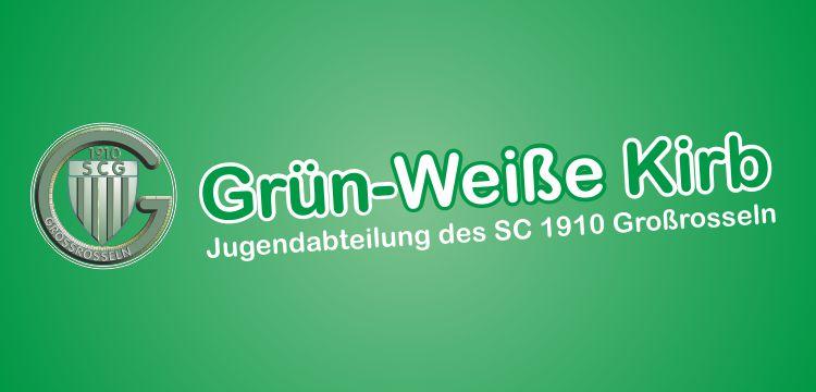 SC Großrosseln - Internetseite - Bilder - Grün-Weiße-Kirb