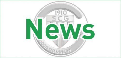 SC Großrosseln - Internetseite - Bilder - News