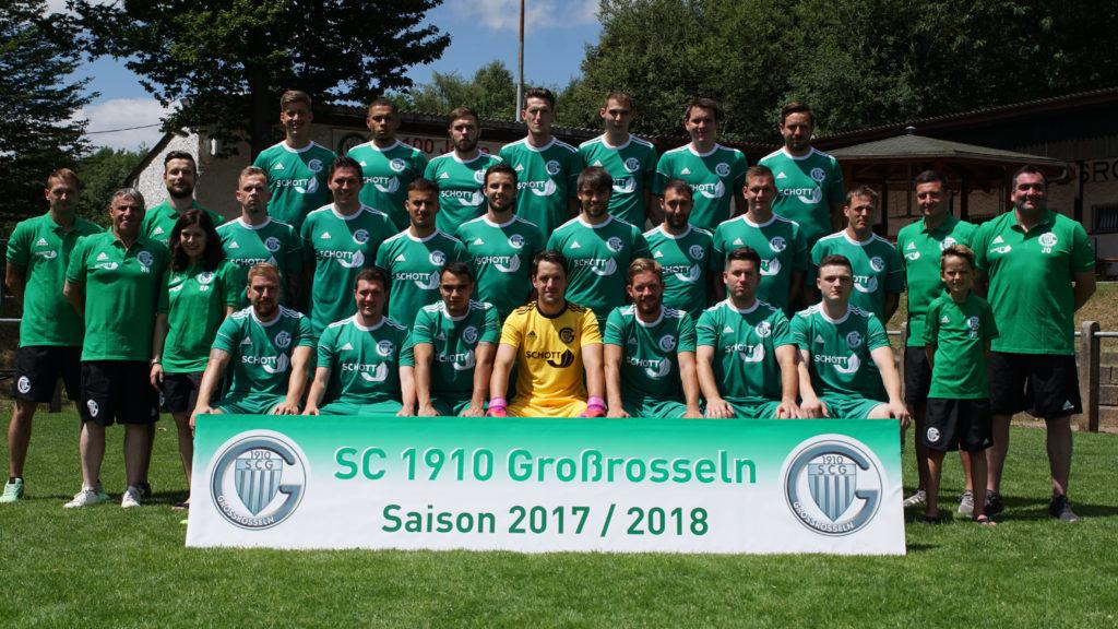 1. Mannschaft 2017-18